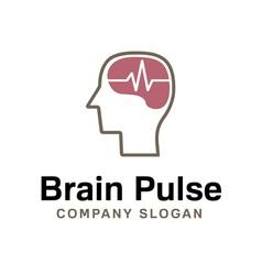 Brain pulse design vector