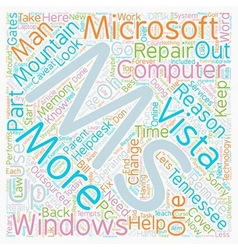What is dow theory text background wordcloud vector