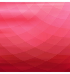 Pink abstract geometric background vector