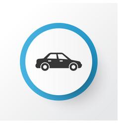 Sedan icon symbol premium quality isolated vector