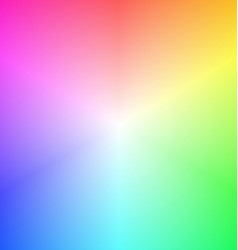 Smooth abstract rainbow bgradient background vector