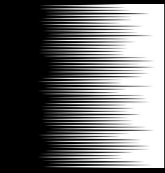 Monochrome lines pattern vertically seamless vector