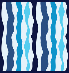 seamless strokes background hand drawn vector image