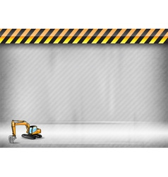 construction background vector image vector image