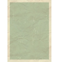 Old sheet texture vector image