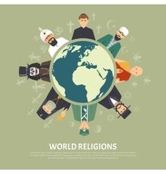 Religion Confession vector image