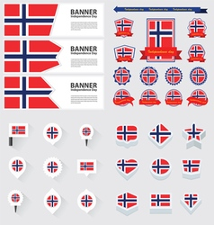 SET norway vector