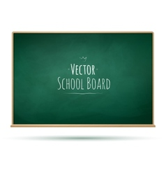 School board background vector image vector image