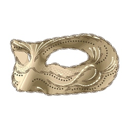 mask of carnival vector image
