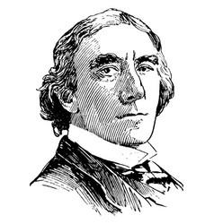 Sir henry irving vintage vector