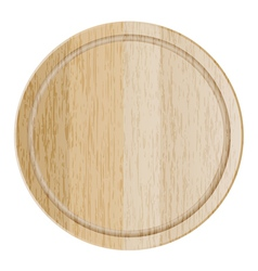 cutting board vector image vector image