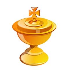 Icon communion vector
