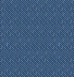 Seamless denim texture vector