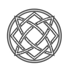 sacred geometry 0186 vector image