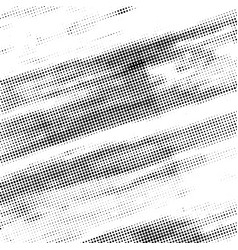 Grainy halftone overlay vector