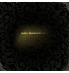 vintage backgrounds vector image vector image