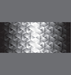 abstract polygon gradient background with vector image