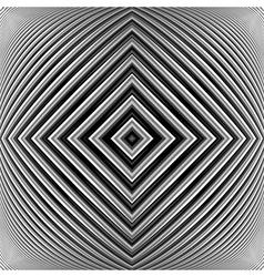 Design monochrome geometrical background vector