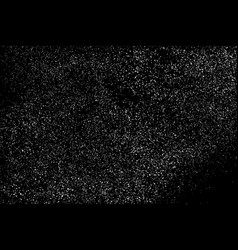 grainy texture black new 2017-8460 vector image