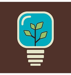 grow new idea concept vector image