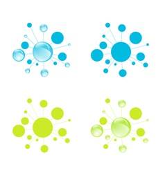 Microbiology Cells vector image