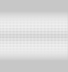abstract geometric gradient gray dot pattern vector image