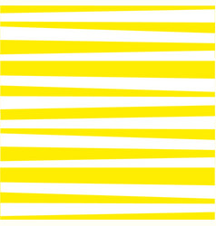 abstract horizontal striped pattern white and vector image