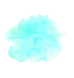 Colorful abstract background soft blue vector