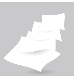 sheets vector image