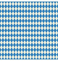 seamless texture bavarian flag vector image vector image
