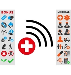 Medical Source Icon vector image