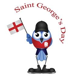 SAINT GEORGE vector image