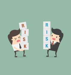 Risk management vector