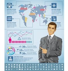 economics vector image vector image