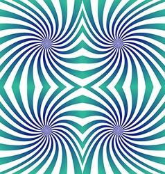 Green blue seamless swirl background vector