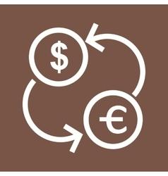Currency Exchange vector image