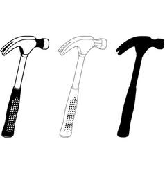 hammer01 vector image