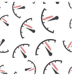 Speedometer tachometer fuel normal level meter vector