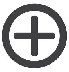 Add Icon vector image
