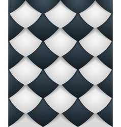 Abstract layered background vector image