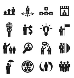people icon2 vector image
