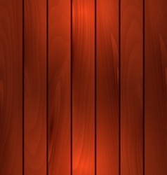 dark wooden texture plank background with light - vector image vector image