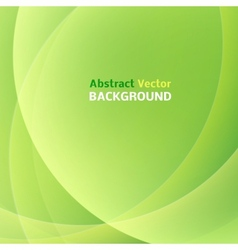 Abstract light green background vector image vector image