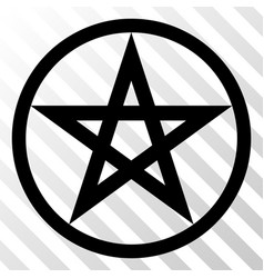 Star pentacle eps icon vector