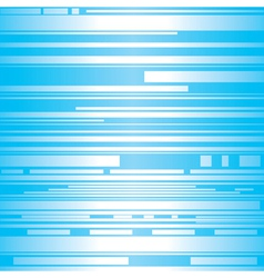 shiny strip in blue background vector image vector image