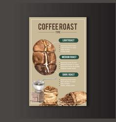 Drip coffee maker american cappuccino espresso vector