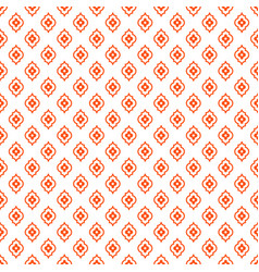 Geometric small shapes seamless pattern vector