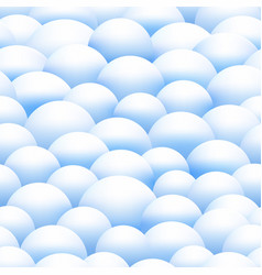 seamless texture of clouds vector image vector image