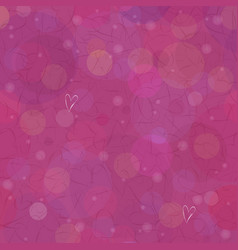 background valentines day seamless vector image