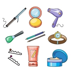 Female and Women Accessories Icon vector